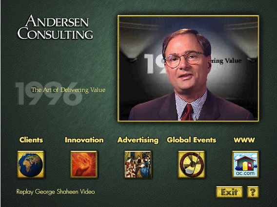 Andersen Consulting Multimedia Companion
