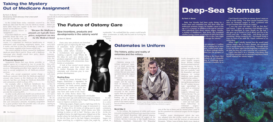 Ostomy Article Series