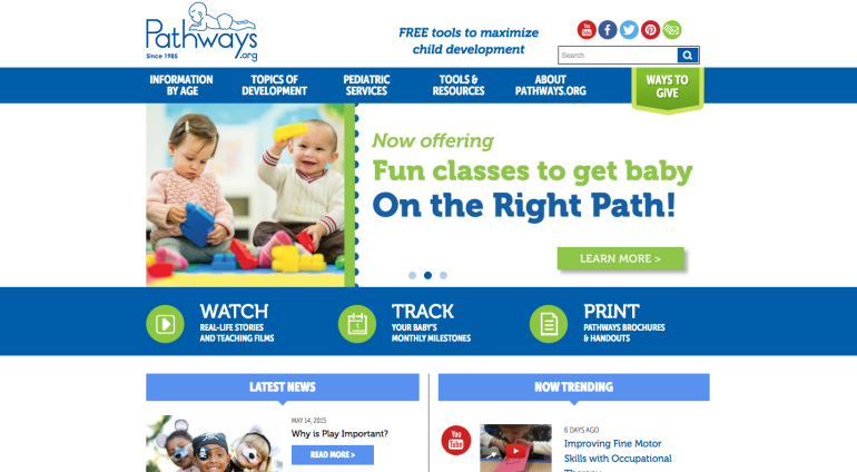 Pathways.org Home Page